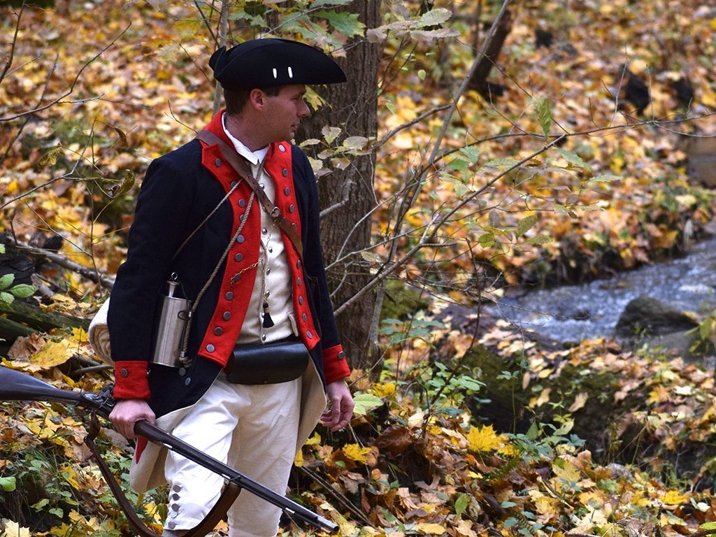 Revolutionary War Regimental Coat