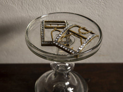 Dandridge Shoe Buckles - Samson Historical