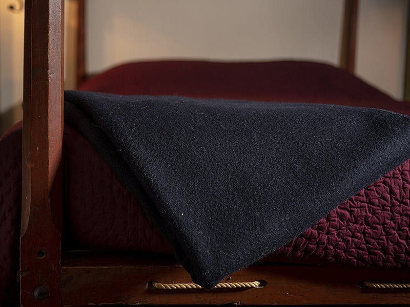 100% Wool Blanket - Samson Historical