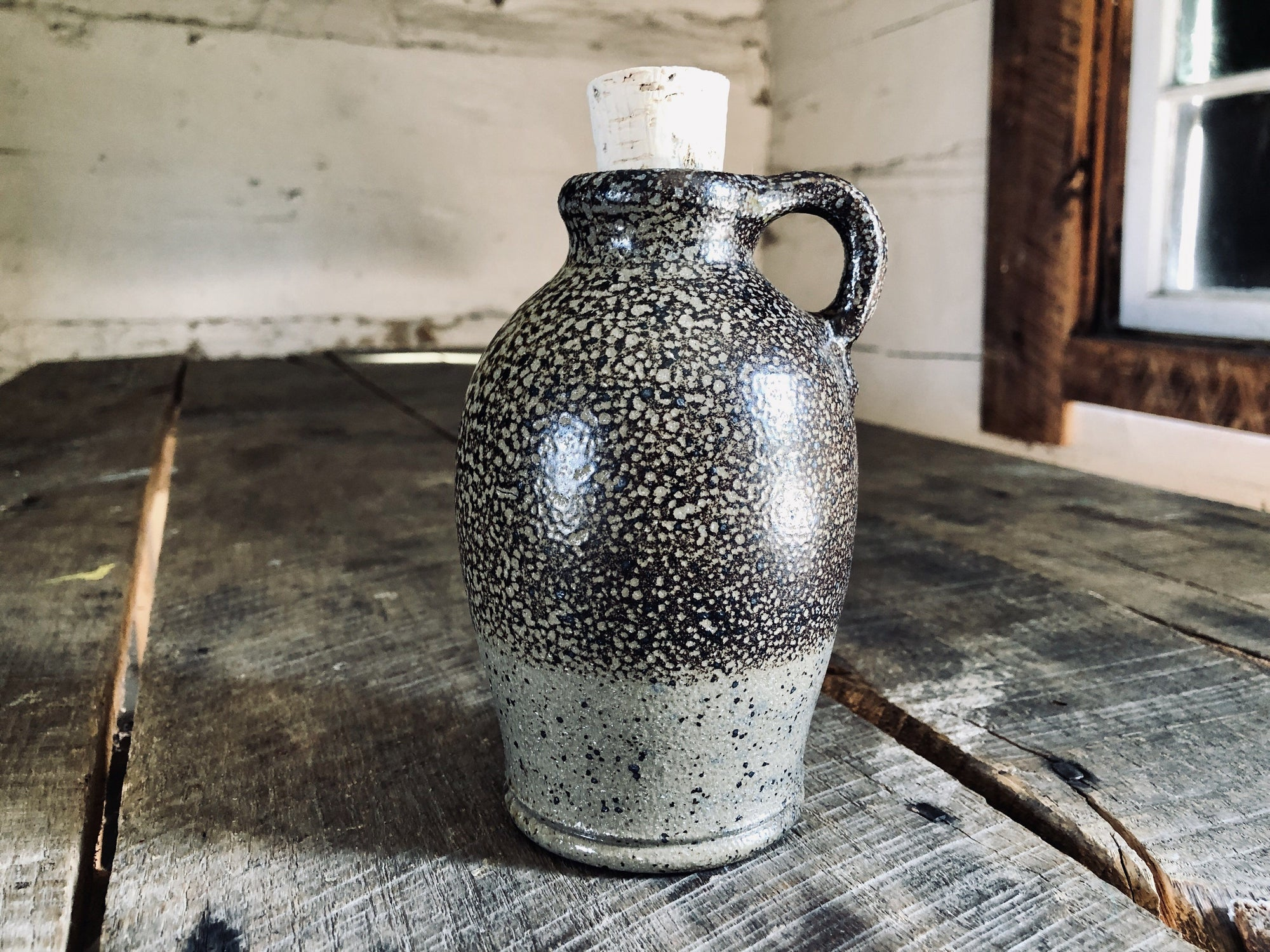 Salt Glazed Jugs