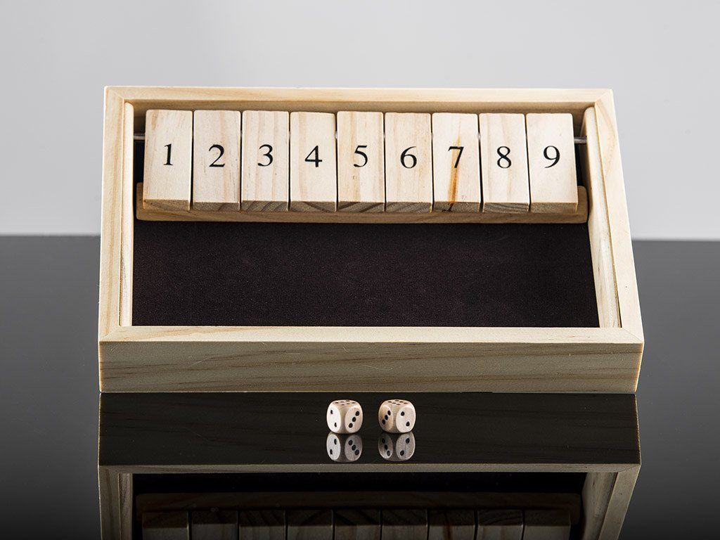 Shut the Box - Samson Historical