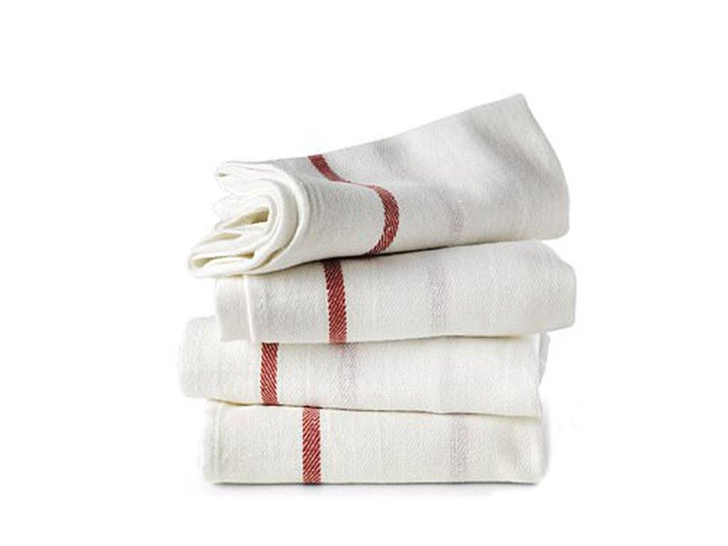 Cotton Woven Hand Towel - Samson Historical