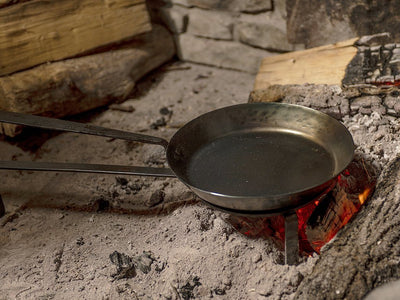 Long Handled Skillet - Samson Historical
