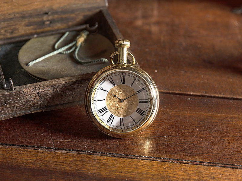 Pocket Clock - Samson Historical