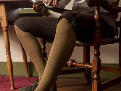 Linen Breeches - Brown - Samson Historical