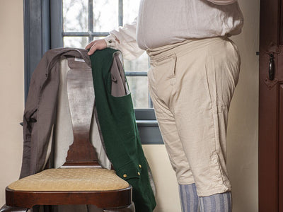 Linen Breeches - Samson Historical