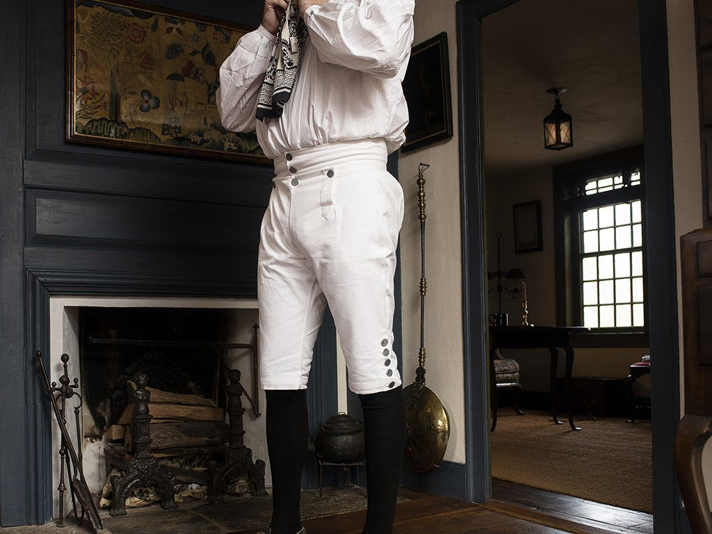 White Breeches - Samson Historical