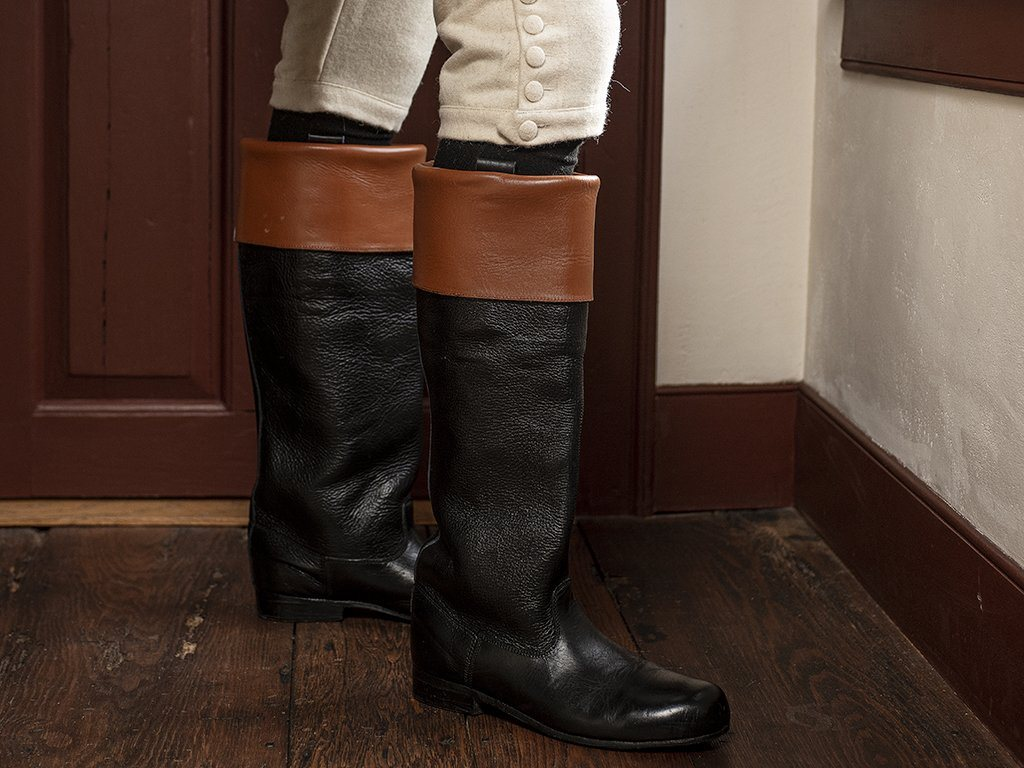 Men's Riding Boots - Samson Historical