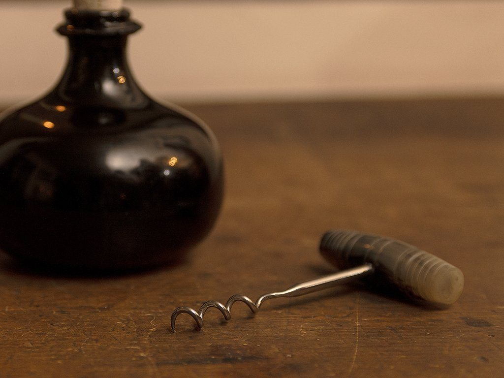 Fixed Handle Corkscrew - Samson Historical