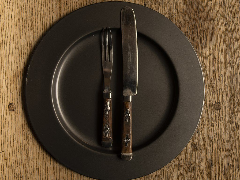 Inlaid Cutlery - Samson Historical