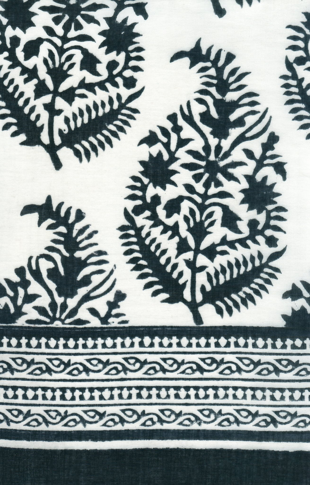 Block Printed Cravats - Samson Historical