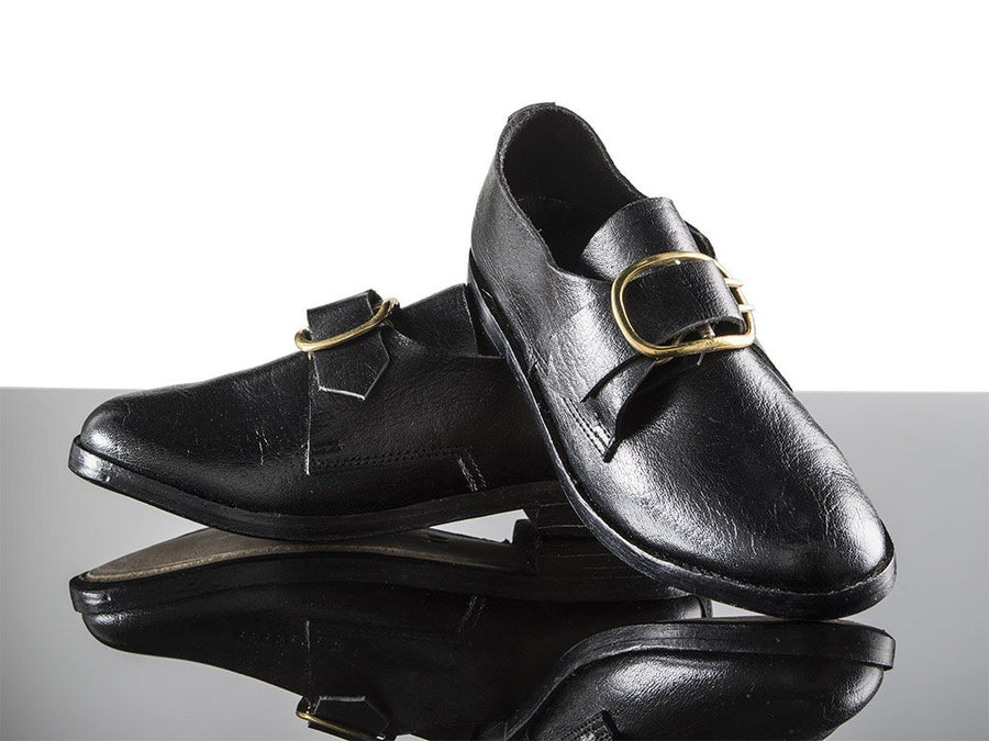 Colonial Buckle Shoes - Samson Historical