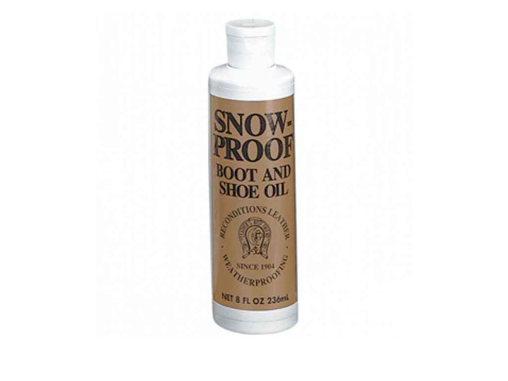 Snow Proof Boot and Shoe Oil - Samson Historical