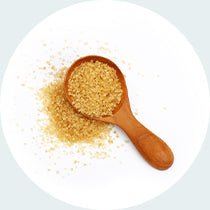 Brown sugar, the healthy kind