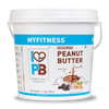 MYFITNESS Chocolate Peanut Butter: Smooth (2.5 kg)