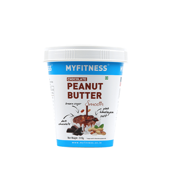 MyFitness High Protein Chocolate Peanut Butter: Smooth (510g) | Vegan | Keto Friendly