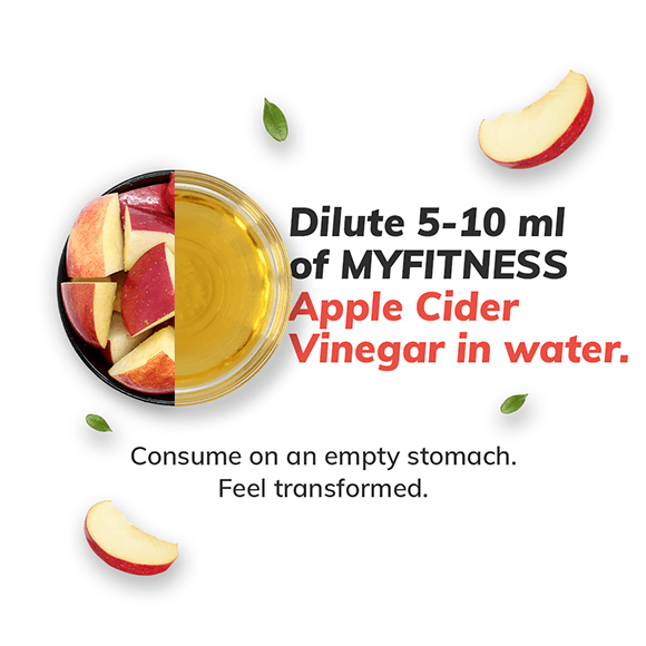 MYFITNESS Apple Cider Vinegar