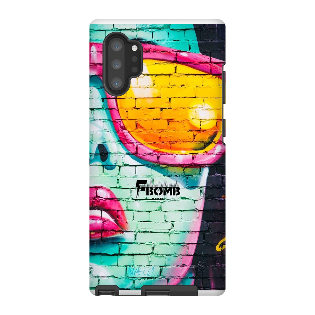 F-BOMB WMN Note10Plus Phone Case
