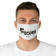 Load image into Gallery viewer, Fabric BG F-BOMB Face Mask