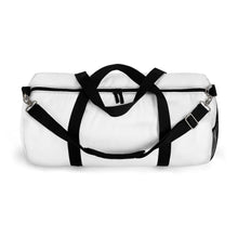 Load image into Gallery viewer, White F-BOMB Duffel Bag