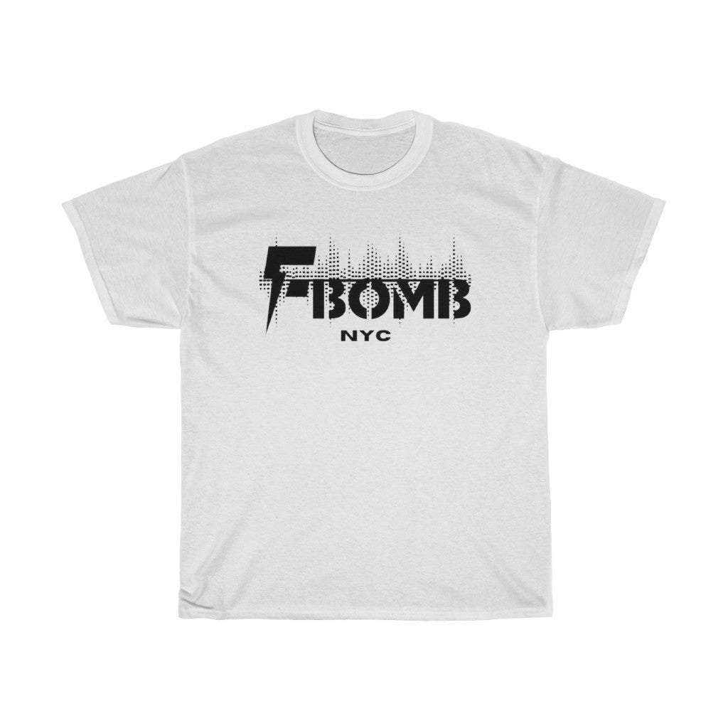 F-BOMB Unisex Heavy Cotton Tee
