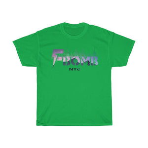 Copy of Unisex Mountain F-BOMB Heavy Cotton Tee