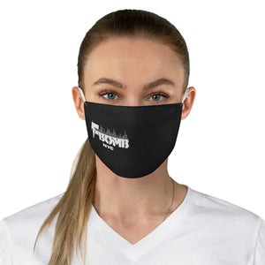 Fabric F-BOMB Face Mask