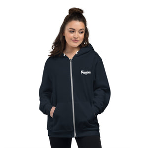 F-BOMB BOLT ZIP UP Hoodie sweater