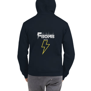 BIG F-BOMB BOLT Hoodie sweater