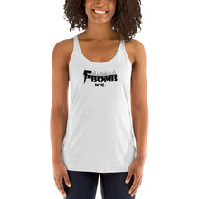 Load image into Gallery viewer, Women's F-BOMB Racerback Tank