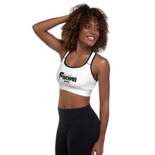 Load image into Gallery viewer, F-BOMB BOLT Padded Sports Bra