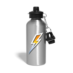 F-BOMB BOLT Water Bottle - silver