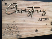 Load image into Gallery viewer, 3D Christmas Family Plaque