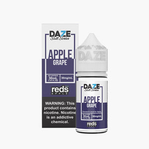 Reds Apple Salts - Apple Grape 30ml