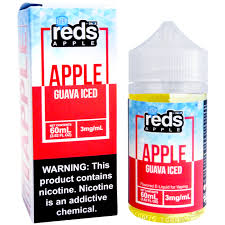 Reds Apple Salts - Apple Guava ICED 30ml