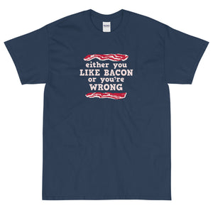 Bacon or Wrong T