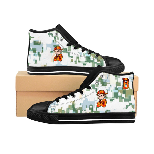 BosBoy Camo Shoes
