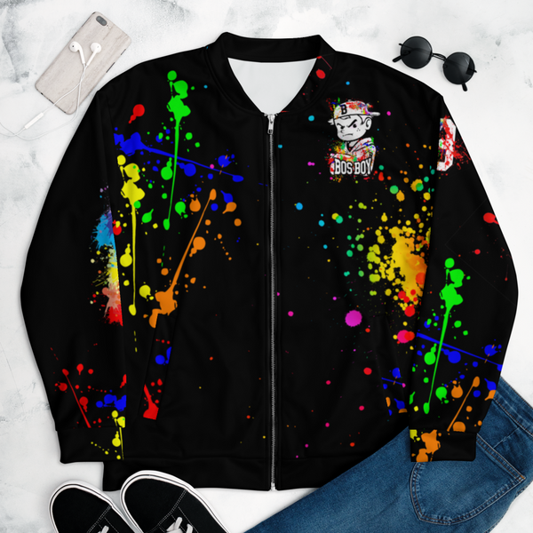 BosBoy Splatter Jacket