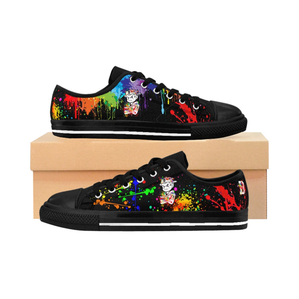 BosBoy Splatter Shoes