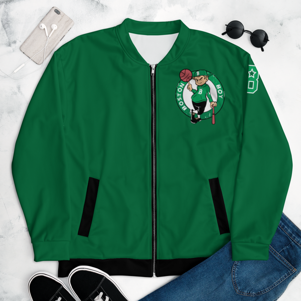 BostonBoy Basketball Jacket