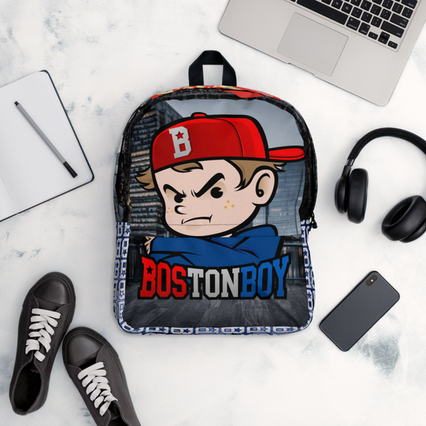BostonBoy Patriotic Backpack (Limited Edition)