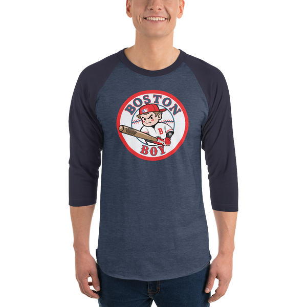 BostonBoy Baseball (3/4 Sleeve)