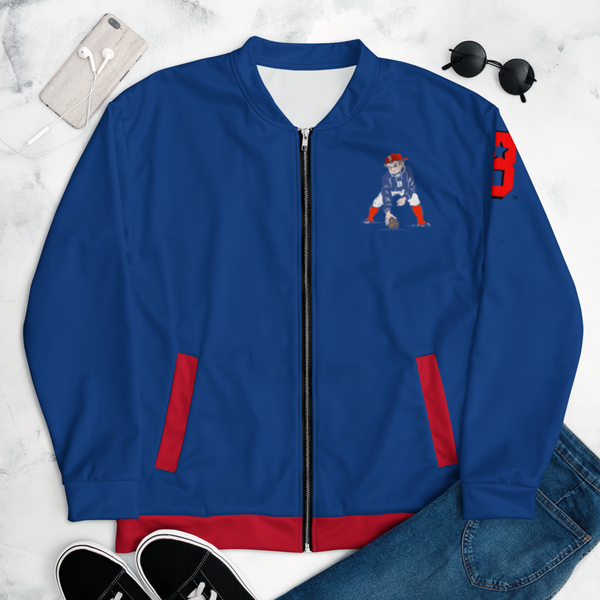 BostonBoy Football Jacket