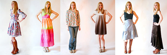 Midtown Collection Pattern Testers, Part 2.