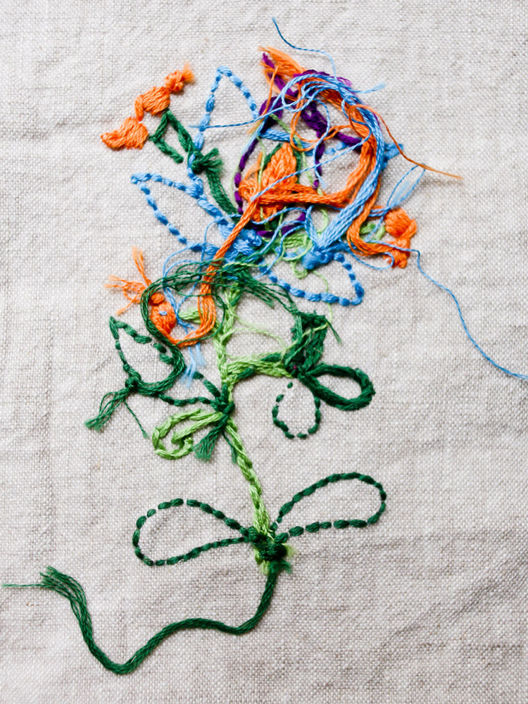small bewitching botanicals sample from back