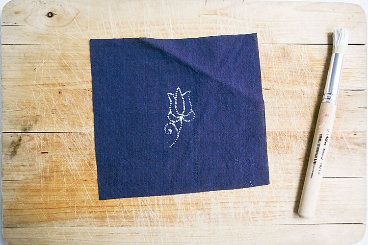 embroidery transfer to dark fabric