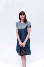 Load image into Gallery viewer, Zsálya Top & Dress Sewing Pattern