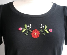 Load image into Gallery viewer, Little Berry Burst Embroidery Pattern