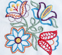 Load image into Gallery viewer, Bewitching Botanicals PDF Embroidery Pattern