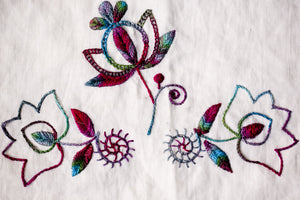 Bewitching Botanicals PDF Embroidery Pattern
